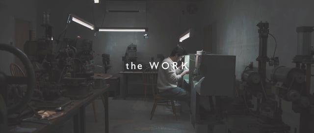 [Film]The WORK